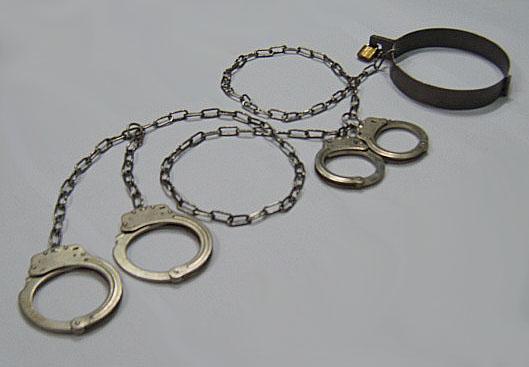Police Handcuffs Amp Leg Cuffs